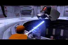 LEGO Star Wars - The Video Game - Cut-Scene  - Chop chop - User Screenshot